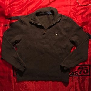 Polo by Ralph Lauren Pullover sweater Brown Med